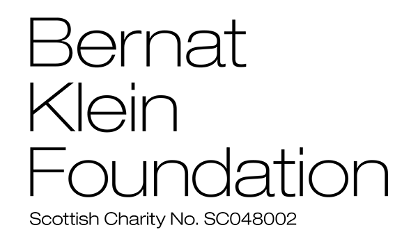 Bernat Klein Foundation Logo 600px