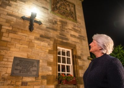 The Border Torch to Become a Daily Act of Remembrance to Town's Fallen