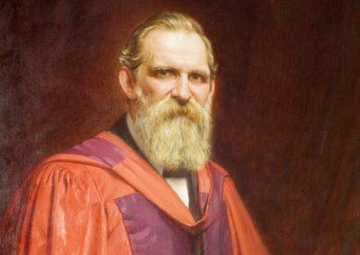 Charles Lapworth, Professor of Geology