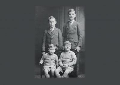 Short History of the Dorward Family, Galashiels
