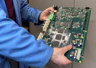 Ken Mill and Bert Currie – a Galashiels history of Printed Circuit Boards