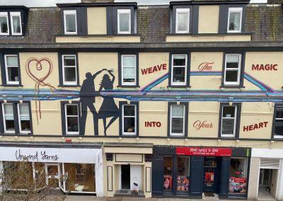 Channel Street Unveils Street Art